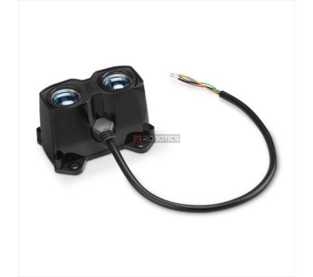 LIDAR-Lite 3 LLV3HP Sensor de Distância de Alta Performance   Sensores Ópticos  