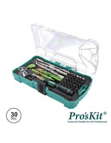 Conjunto de Ferramentas Manutenção Telemóveis PROSKIT   kit Ferramentas  