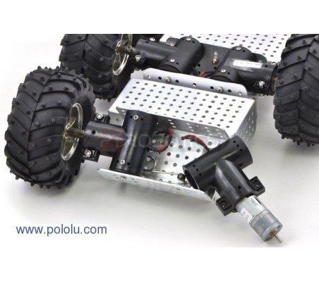 47:1 Metal Gearmotor 25Dx52L mm   Motor DC com Engrenagens  
