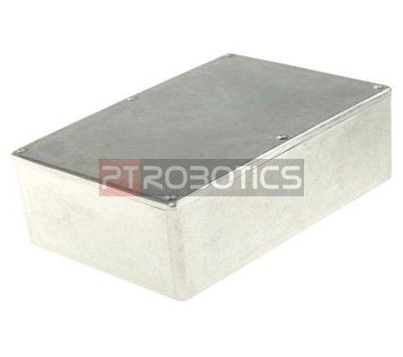 Caixa de Alumínio IP66 - 171x121x55mm