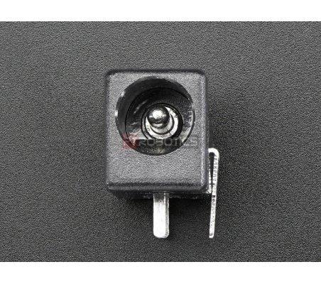 Socket 2.1mm para PCB e Breadboard | Sockets |