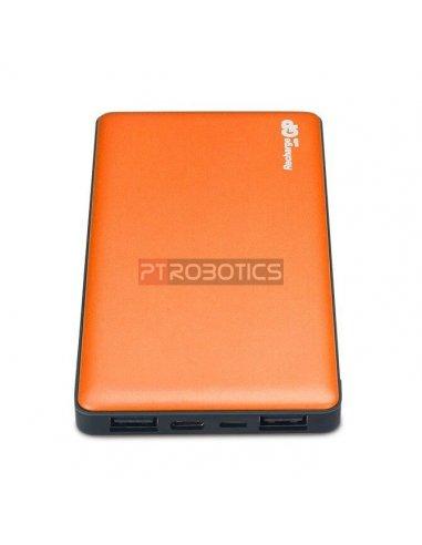 Powerbank 2xUSB 3A - 10000mAh | Carregador de Baterias |