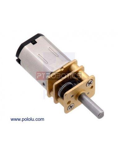 150:1 Micro Motor de Engrenagem HP 6V | Motor DC com Engrenagens |