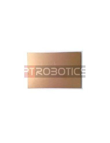 Placa de Circuito Impresso de Epoxi 1 Face - 210mmx100mm
