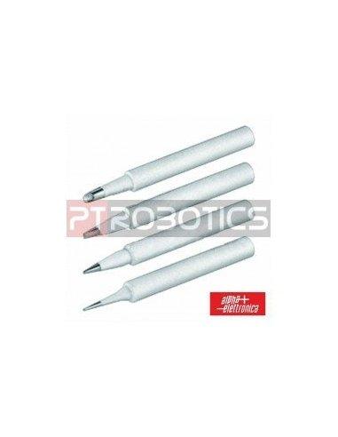 Conjunto de Pontas para Ferro de Soldar - 0.5, 1.5, 2 e 3mm | Material Soldadura |