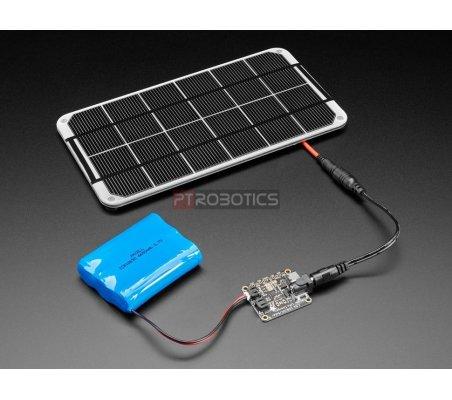 Módulo Carregador USB DC Li-Po Li-Ion bq24074 - Adafruit