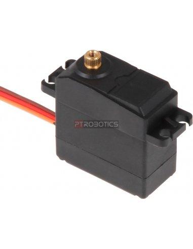 Servo Motor Digital PWM - 5 para 7.4Vdc | Servomotor |