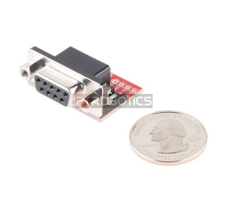 SparkFun RS232 Shifter - SMD   Conversores  