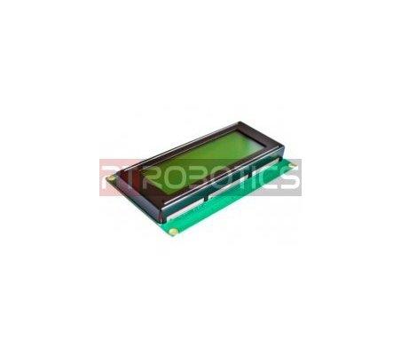 Módulo LCD 20x4 - Verde | LCD Alfanumerico |