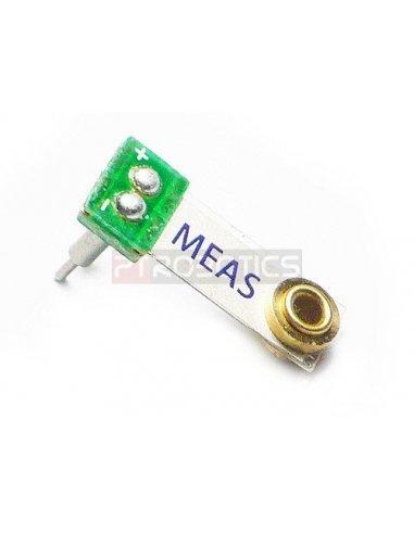 Piezo Sensor - MiniSense 100 | Sensor de Pressão |