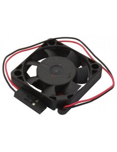 Ventoinha Axial 5V para Raspberry Pi 4  Power Hat Case com rolamentos Vapo | Ventoinhas |