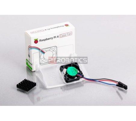 Ventoinha para Caixa Raspberry Pi 4 | Varios - Raspberry Pi |