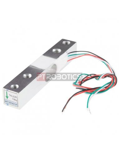 Célula de Carga - 10Kg   Sensores de Peso  