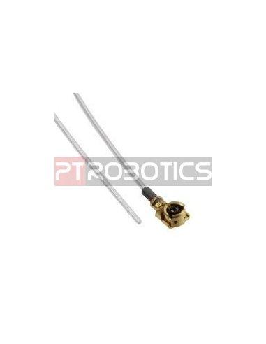 Antena 433Mhz com ligação u.Fl | Antenas |