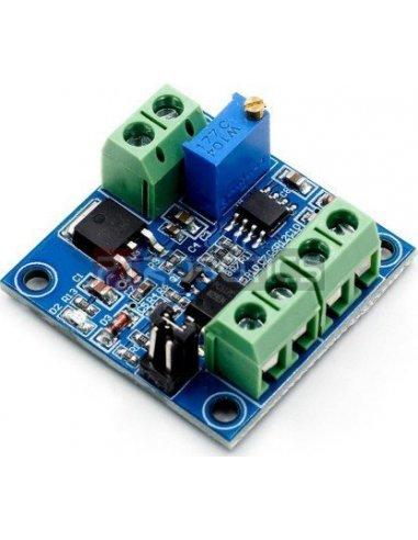 Conversor PWM para Tensão 0-10V   Conversores  