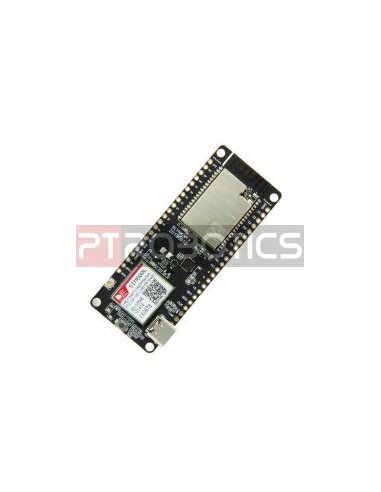 Módulo TTGO T-Call ESP32 WiFi com SIM800L GPRS Antena Cartão SIM | WiFi |