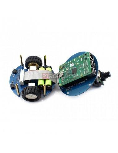 AlphaBot2 Kit de Robot para Raspberry Pi 3B/3B+/4B