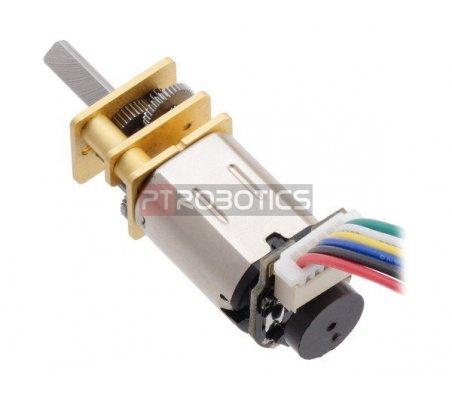 Kit de Encoders Magnéticos para Motor Micro com Caixa Redutora, 12 CPR, 2.7-18V | Encoders |