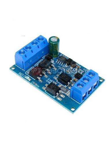 Modulo Interruptor MOSFET DC 4V-60V 600W High Low Level Trigger   Mosfets  