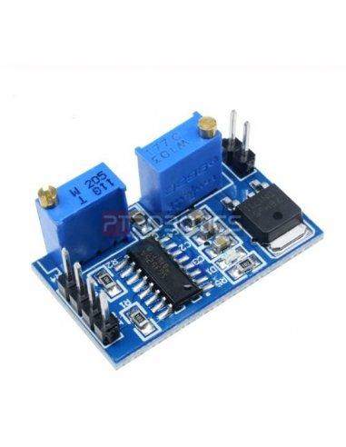 Módulo Controlador PWM Ajustável 100Hz-100kHz - SG3525 | Varios |