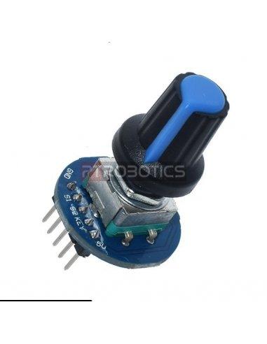 Módulo Breakout Encoder EC11 com Botão | Varios |
