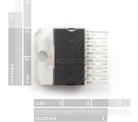 Dual/Quad Power Amplifier - STA540