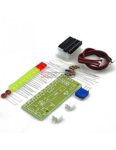 DIY Kit Indicador de Nível de Áudio- LM3915