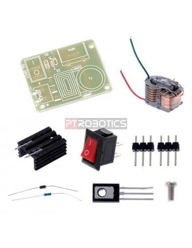 Kit DIY Gerador-Inversor de Alta voltagem