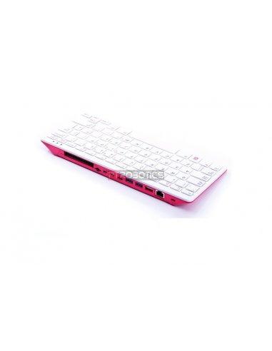 Raspberry Pi 400 Versão PT - Vermelho e Branco