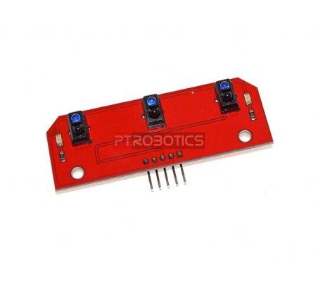 Módulo Sensor IR de Distância - 3 Canais
