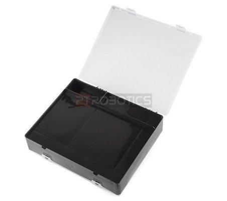 Inventor's Kit for Arduino - Carrying Case | Caixas Arrumação |