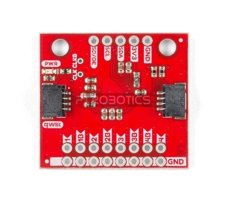 SparkFun Módulo Gerador de Relógio - 5P49V60 (Qwiic)