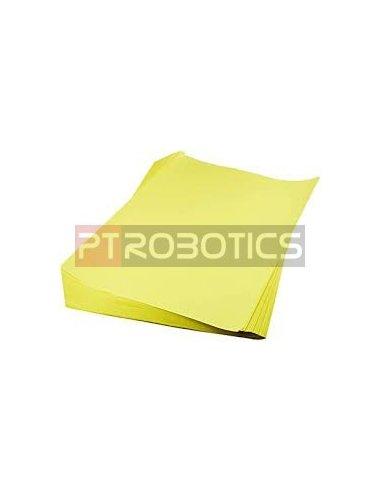 Papel de Transferência Térmica A4 para circuitos DIY PCB