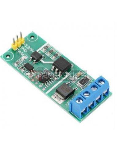 Controlador Dimmer com Isolamento SCR PWM YYAC-3S AC 230V