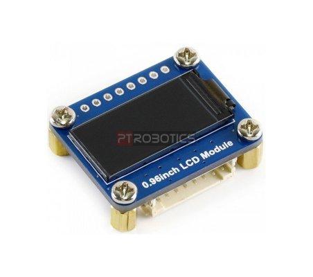"Display LCD IPS HD 160x80 0.96"" SPI"