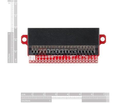 SparkFun Placa de Expansão Micro:bit (com pinos)
