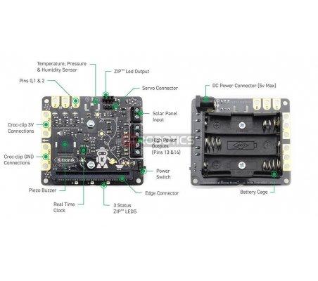 Estufa Inteligente para Micro:bit - Kitronik
