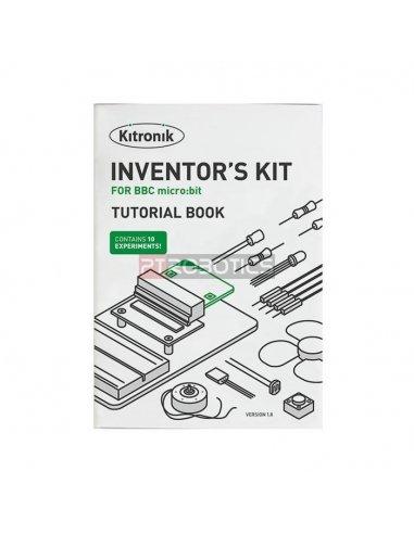 BBC Micro:bit Inventor's Kit com Acessórios v2