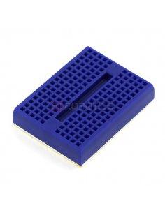 Breadboard Mini Self-Adhesive Blue