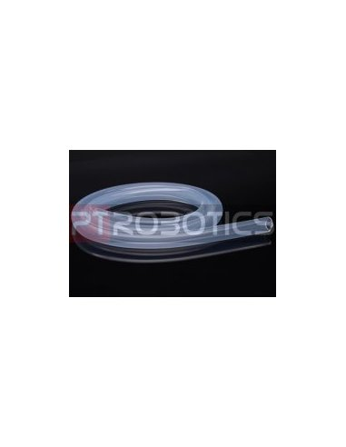 Tubo de Silicone para Bomba de Água 7x10mm - 1mt