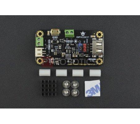 Controlador de Energia Solar 5V