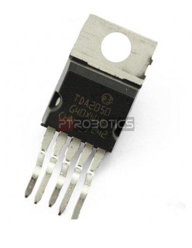 TDA2050 - Amplificador de Potência Áudio 32W