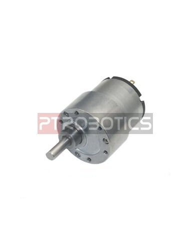 Motor com Caixa Redutora 12V 1000rpm - JGB37-520