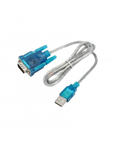 Cabo USB-RS-232 - 1mt