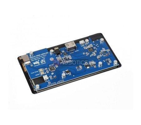 Monitor AMOLED Tátil Capacitivo 5.5 Polegadas 1920x1080 HDMI e Cobertura de Vidro Endurecido