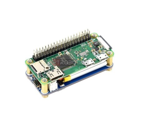 Waveshare UPS HAT para Raspberry Pi Zero