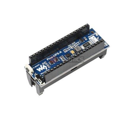 Waveshare UPS HAT 14500 para Raspberry Pi Pico