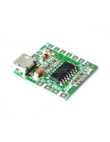 Módulo Amplificador Digital Micro USB 5V PAM8403