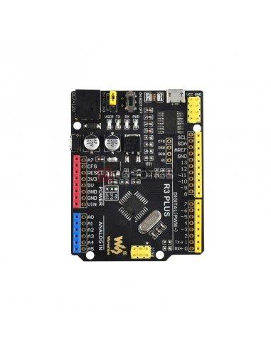 Placa de Desenvolvimento Arduino (compatível) com Microcontrolador ATmega328P