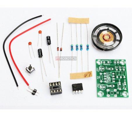 Kit de Eletrónica DIY - Campainha